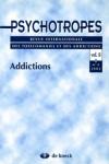 Alexithymie et substances psychoactives