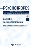 Consommation et surconsommation de cannabis