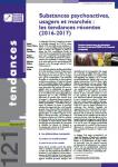 Substances psychoactives, usagers et marchés : les tendances récentes (2016-2017)