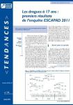 Les drogues à 17 ans : premiers résultats de l'enquête ESCAPAD 2011