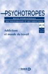 Observance et vécu des traitements de substitution aux opiacés dans le milieu professionnel : étude auprès de patients suivis en CSAPA