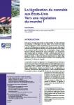 La légalisation du cannabis aux États-Unis. Vers une régulation du marché ?