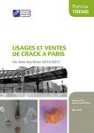 Usages et vente de crack à Paris. Un état des lieux 2012-2017