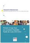 Prévenir et agir face aux surdoses d'opioïdes : feuille de route 2019-2022