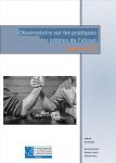 Observatoire sur les pratiques des lobbies de l'alcool. Rapport 2018