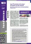 Les Francais et les jeux d'argent et de hasard - Résultats du Baromètre de Santé publique France 2019