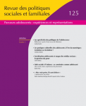 Socialisation adolescente et usages des médias sociaux : la question du genre