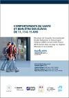Comportements de santé et bien-être des élèves de 11, 13 et 15 ans. Résultats de l'enquête internationale Health Behaviour in School-aged Children (HBSC) et EnCLASS France 2018 menée dans 44 pays ou régions d'Europe et au Canada