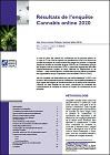 Résultats de l'enquête Cannabis online 2020