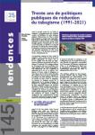 Tendances, n°145 - Mai 2021 - Trente ans de politiques publiques de réduction du tabagisme (1991-2021)