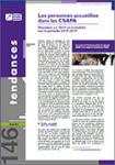 Tendances, N° 146 - Août 2021 - Les personnes accueillies dans les CSAPA : situation en 2019 et évolution sur la période 2015-2019