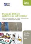 Usages de BHD non conformes au cadre médical