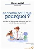 Anorexie - boulimie - pourquoi? Troubles de la nutrition et relation père-fille