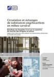 Circulation et échanges de substances psychoactives en milieu carcéral