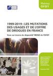 1999-2019 : les mutations des usages et de l'offre de drogues en France vues au travers du dispositif TREND de l'OFDT
